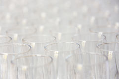 Wedding glass Stock Photos
