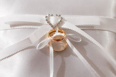 Wedding gold Ring Royalty Free Stock Photos