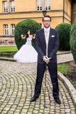 Wedding golf Stock Photo