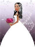 Wedding Gown 2 Stock Images