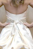 Wedding gownwedding gown Stock Images