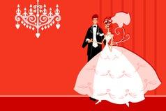 Wedding Graphic Wedding Couple Stock Images