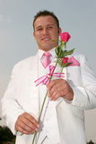Wedding Groom Royalty Free Stock Photo