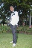 Wedding Groom Stock Photo