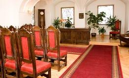 Wedding hall Royalty Free Stock Image