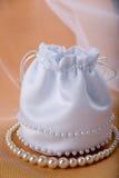 Wedding handbag Royalty Free Stock Photography