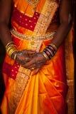 Wedding hands Royalty Free Stock Photos