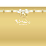 Wedding header background Royalty Free Stock Image