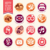 Wedding icon set. Quality set of icons that can be used for your marriage vector illustration
