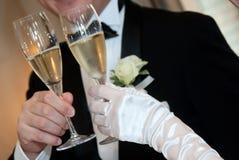 Wedding image Stock Photos