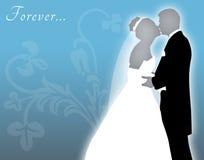 Wedding Invitation Stock Image