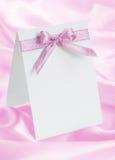 The wedding invitation Stock Image