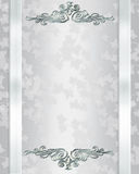Wedding invitation background elegant Royalty Free Stock Photos