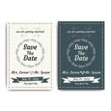 Wedding Invitation Card. Vector, Illustration, Eps File vector illustration