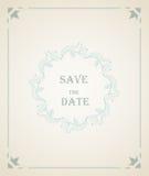 Wedding invitation cards Royalty Free Stock Image