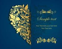 Wedding Invitation Template Stock Photos