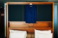 Wedding jacket of the groom Royalty Free Stock Photo