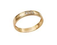 Wedding jewelry ring stock image