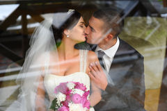 Wedding. Just Married. Royalty Free Stock Photography