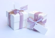 Wedding keepsake - gift Stock Photography