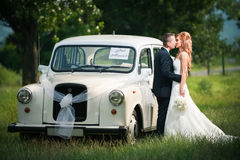 Free Wedding Kiss Stock Photography - 32893092