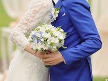 Wedding Kiss Royalty Free Stock Photography