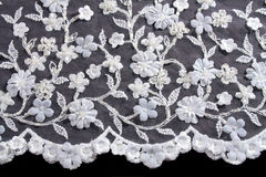 Wedding lace Royalty Free Stock Photo