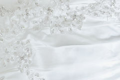 Wedding lace Royalty Free Stock Images