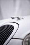 Wedding limousine Royalty Free Stock Images