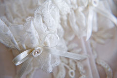 Wedding lingerie Royalty Free Stock Photo
