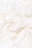 Wedding lingerie, background. Royalty Free Stock Images