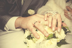 Wedding. List at the Royalty Free Stock Photo