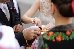 Wedding Loaf Stock Photos