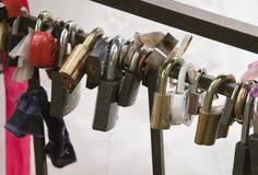 Wedding locks Royalty Free Stock Photography