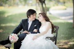 Wedding. Love between two people wedding Stock Photo