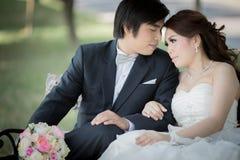 Wedding. Love between two people wedding Royalty Free Stock Images