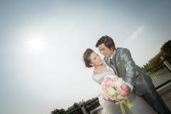 Wedding. Love between two people wedding Stock Photos