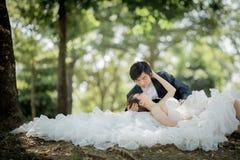 Wedding. Love between two people wedding Royalty Free Stock Photos