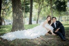 Wedding. Love between two people wedding Stock Photography