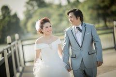 Wedding. Love between two people wedding Royalty Free Stock Photo