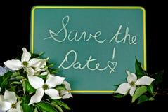 Wedding Memo Stock Images
