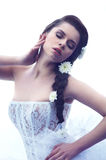 Wedding model Stock Photos