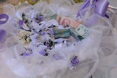 Wedding money Royalty Free Stock Photo