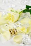 Wedding noch das Leben Lizenzfreie Stockfotos