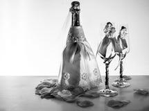 Wedding noch das Leben Lizenzfreie Stockbilder