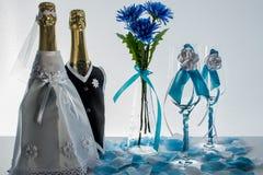 Wedding noch das Leben Lizenzfreies Stockbild