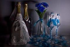 Wedding noch das Leben Stockfotos