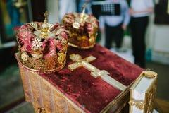 Wedding orthodox Royalty Free Stock Image
