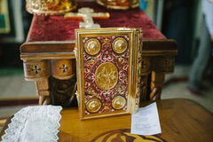 Wedding orthodox Royalty Free Stock Photo