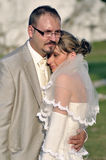 Wedding outdoor scenery Stock Photos